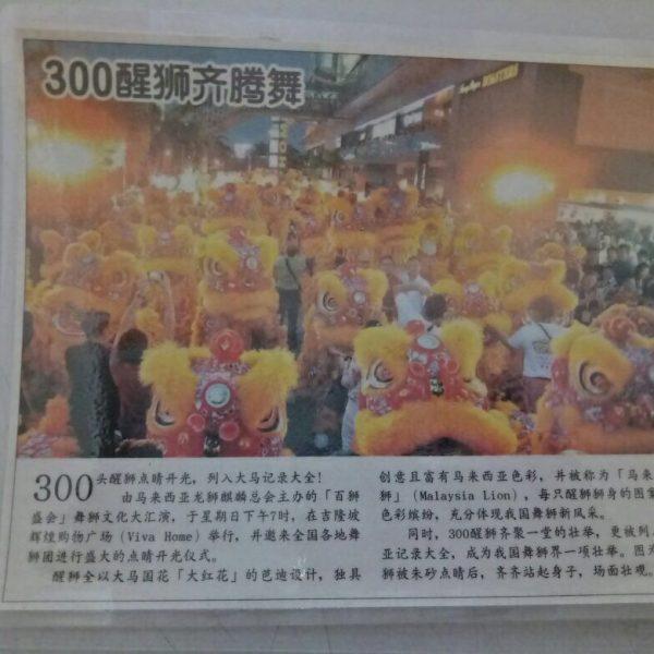 300 Lions Press Media